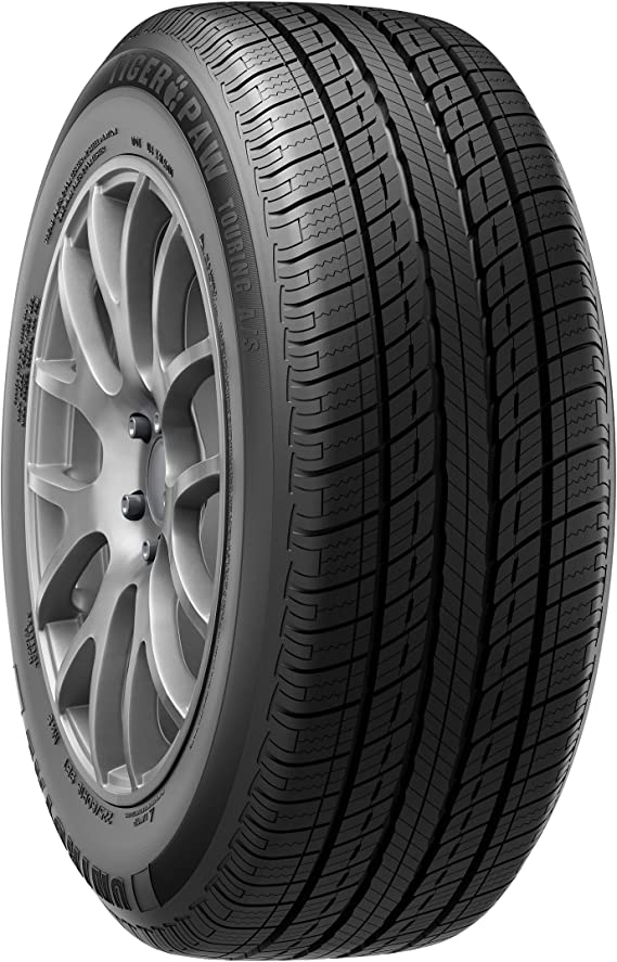 Uniroyal Tiger Paw Touring A//S All-Season Radial Tire-245//60R18 105V
