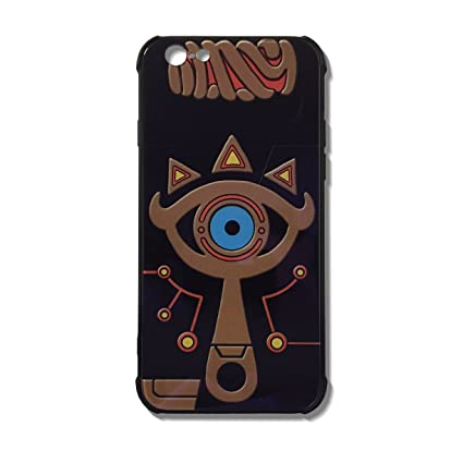 Amazon.com: The Legend Of Zelda Sheikah pizarrón ojo celular ...