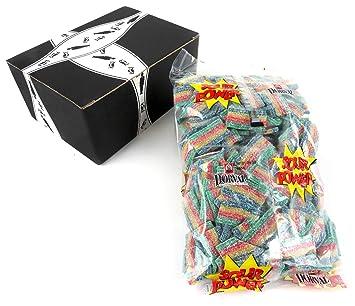 Amazon dorval sour power quattro snax mini candy belts 2 lb dorval sour power quattro snax mini candy belts 2 lb bag in a blacktie box solutioingenieria Image collections