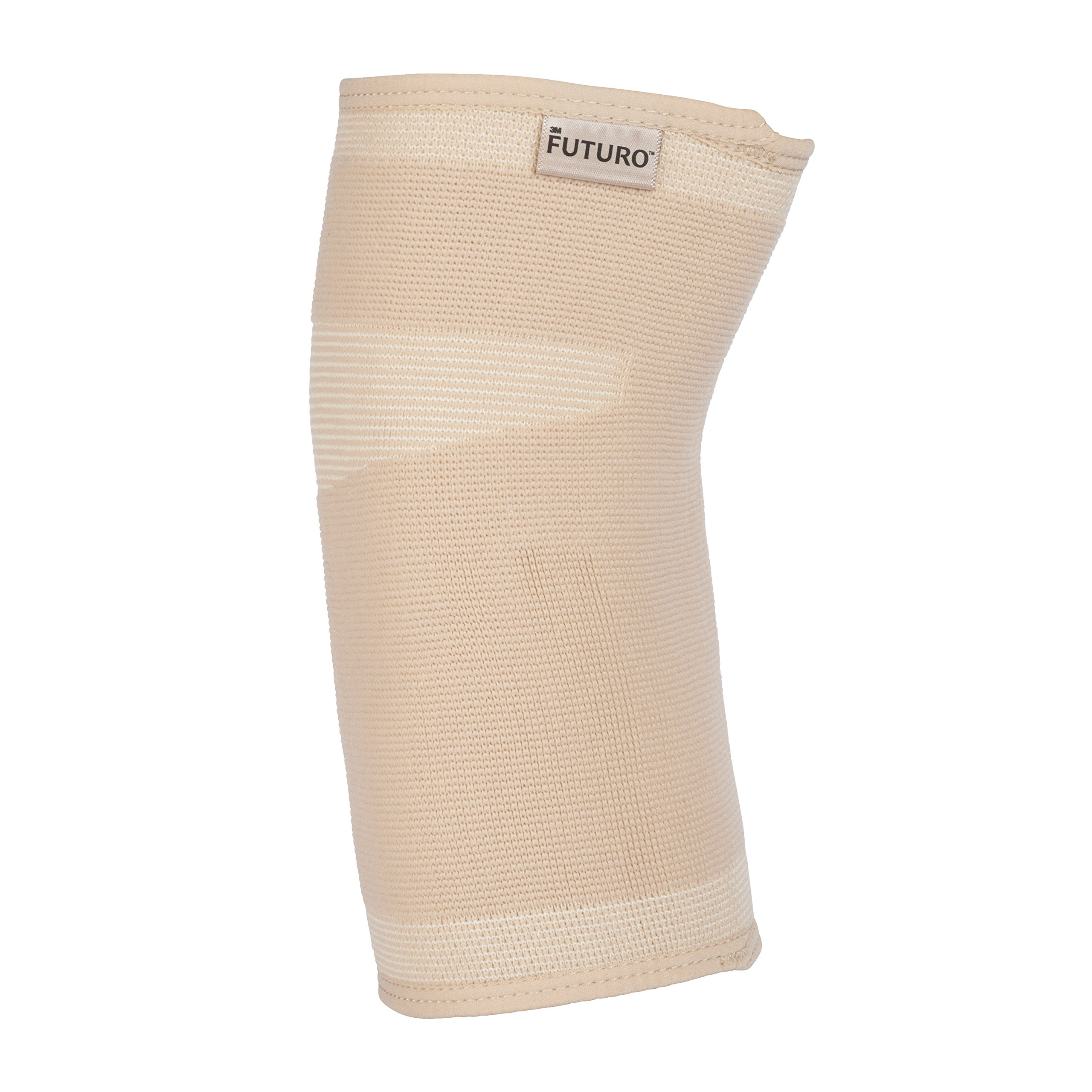 Futuro Comfort Lift Elbow Support Brace, Small, Beige, Mild Support