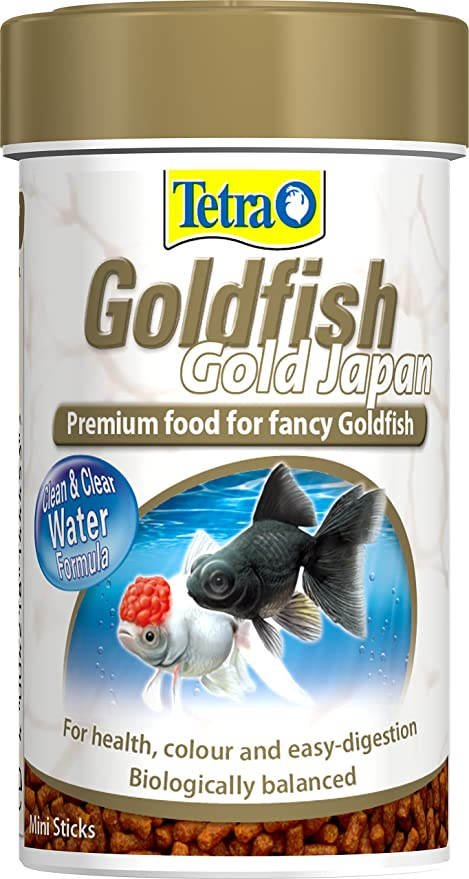 69511422334bd Tetra Goldfish Gold Japan Premium Food for Fancy Goldfish 145g 145g