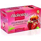 Alokozay Strawberry Tea Bags, 25 Bags (ART03704)
