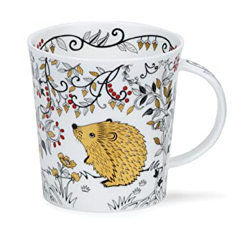 Dunoon Lomond Wildwood Tasse Woodland Bone Becher China Tiere eQxdoBWrC