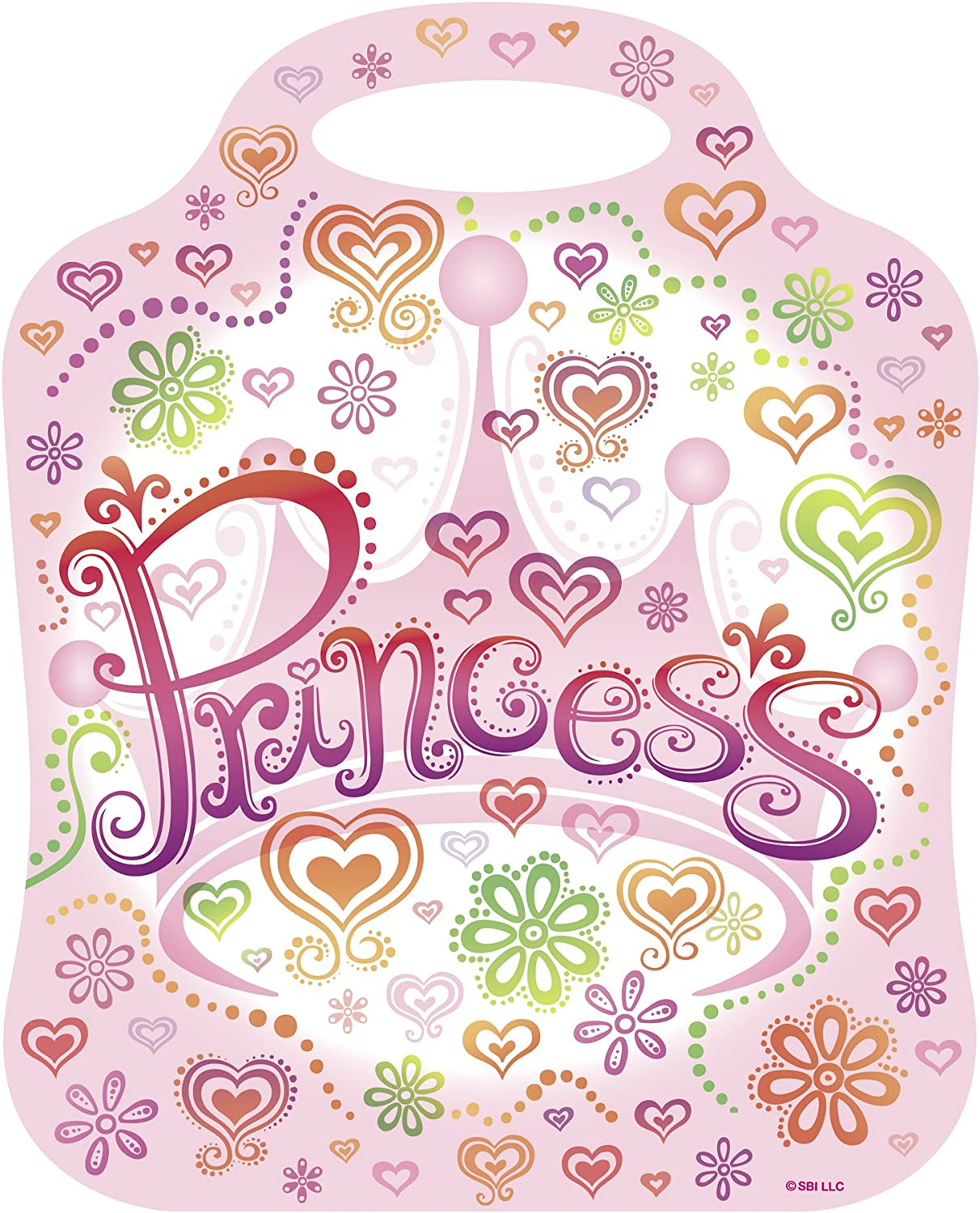 Princess Party Favor Bags for 8 Guests