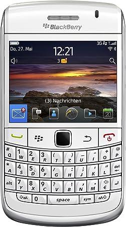 Blackberry Bold 9780 - Smartphone (teclado QWERTZ, pantalla de 6,2 ...