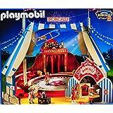 Playmobil - 9040 - Tente de cirque Roncalli