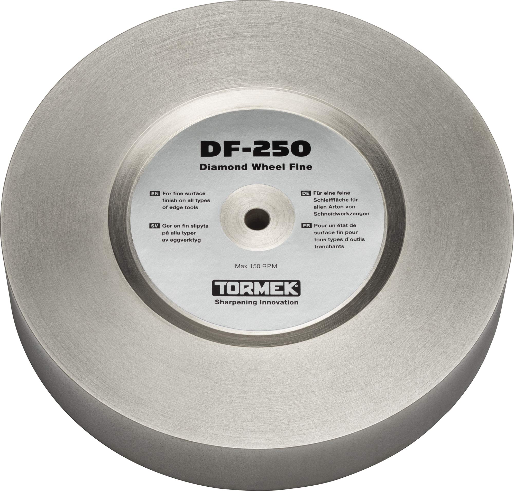 Tormek 600 Grit Diamond Wheel DF-250 for T-8 and T-7