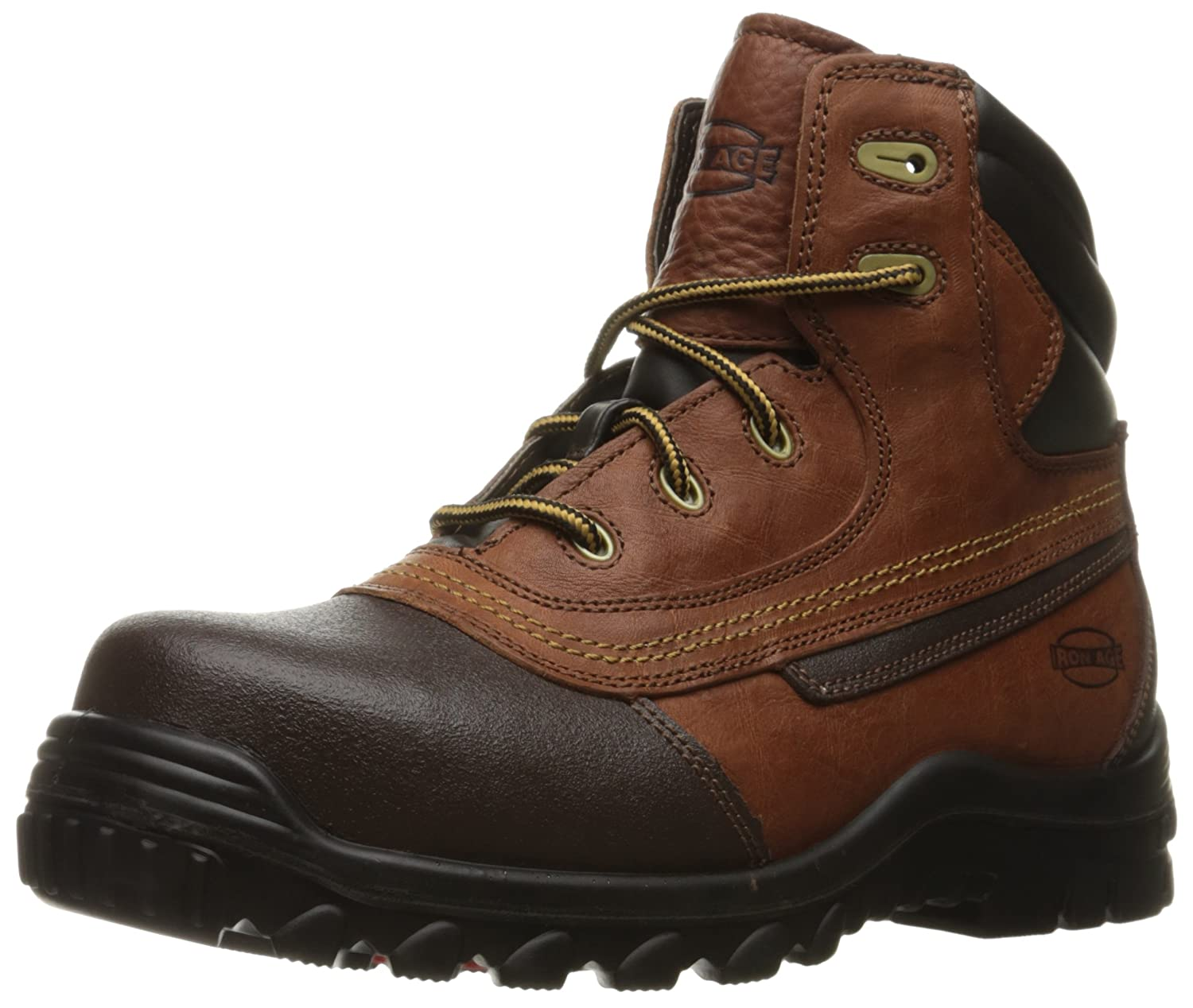 145b7d24b4a Iron Age Men's Ia5501 Backstop Industrial & Construction Work Boot