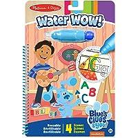 Melissa & Doug 33000 Blue's Clues & You Water Wow-Alfabet, Multi
