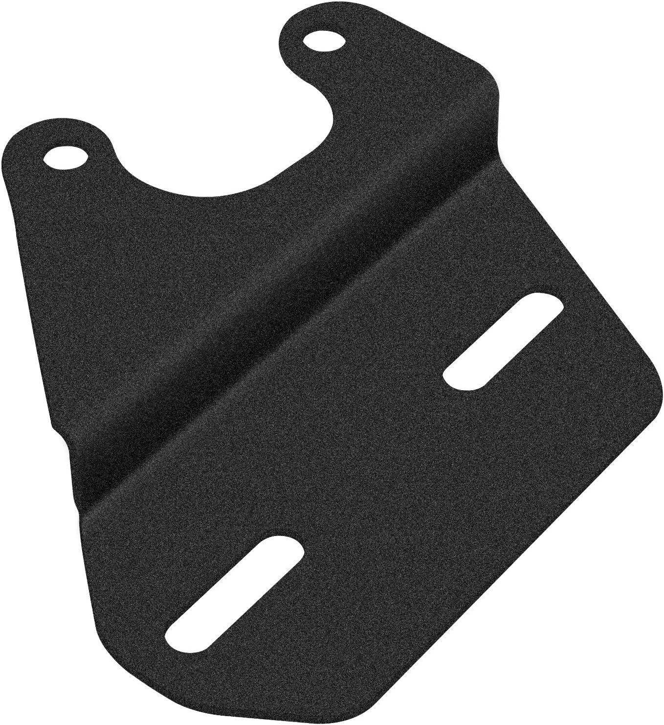 Yoursme Universal Tach//Hour Meter Mounting Bracket Black for EU1000I EU2000I /& EU2200I Honda Generators