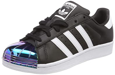adidas damen superstar schwarz