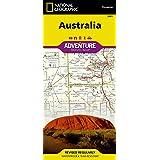 Australia (National Geographic Adventure Map)