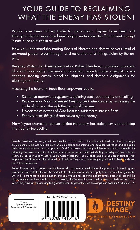 The Trading Floors Of Heaven Amazon Co Uk Beverly Watkins Robert