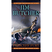 Princeps' Fury (Codex Alera Book 5)
