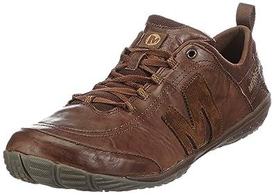 Merrell Barefoot Life Excursion Glove, Men's Trainers, J41135, Brown  (Espresso),