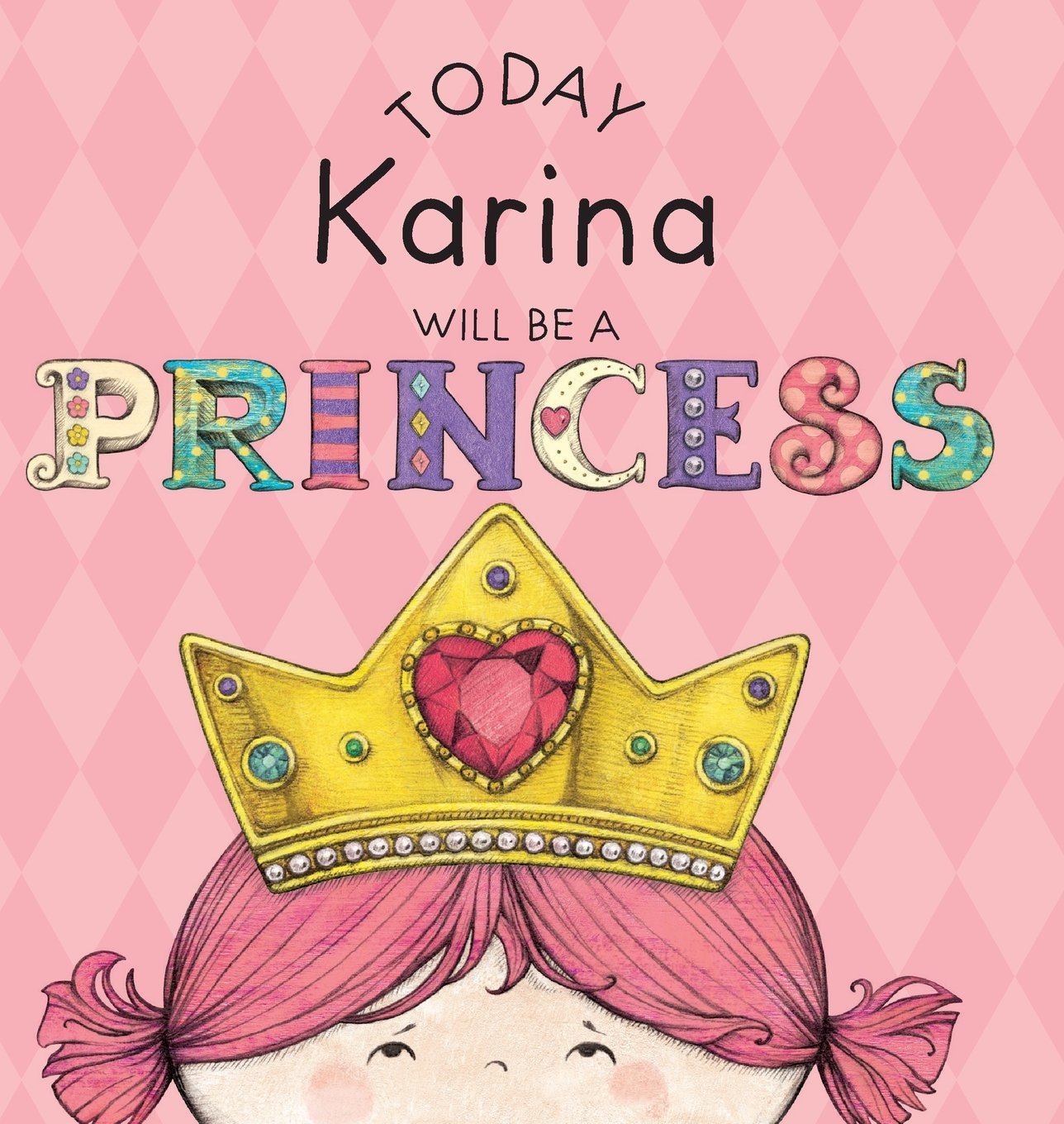 Today Karina Will Be a Princess pdf