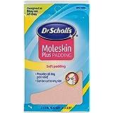 DR. SCHOLLS MOLESKIN PLUS 4 1/8 X 3 1 EACH