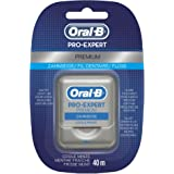 Oral-B Lot de 4 boites de fil dentaire Proexpert Premium Floss 40 m