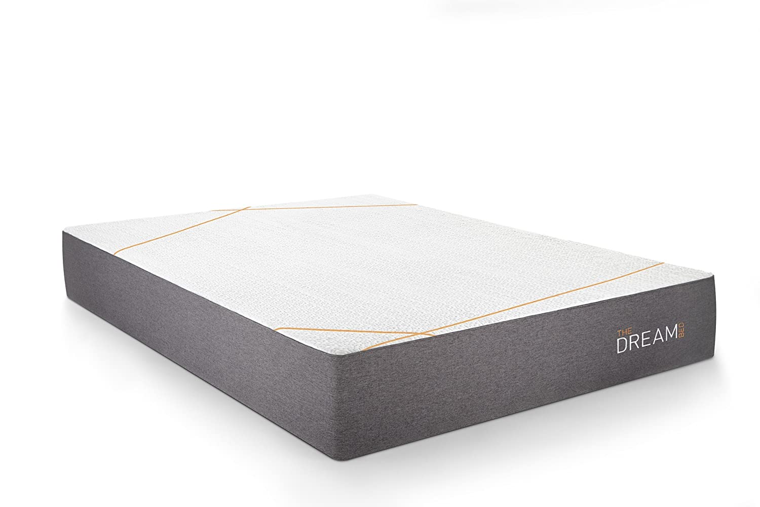Original 10-inch Certi-Pur Certified Memory Foam Mattress by Dream Bed - King