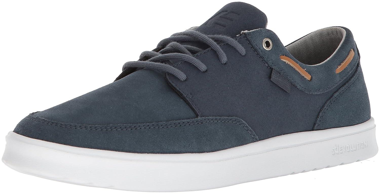 Etnies Herren Dory SC Sneaker  Schwarz  43 EU Grau 041slate