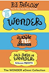 The Wonder eOmni Collection: Wonder, Auggie & Me, 365 Days of Wonder Kindle Edition