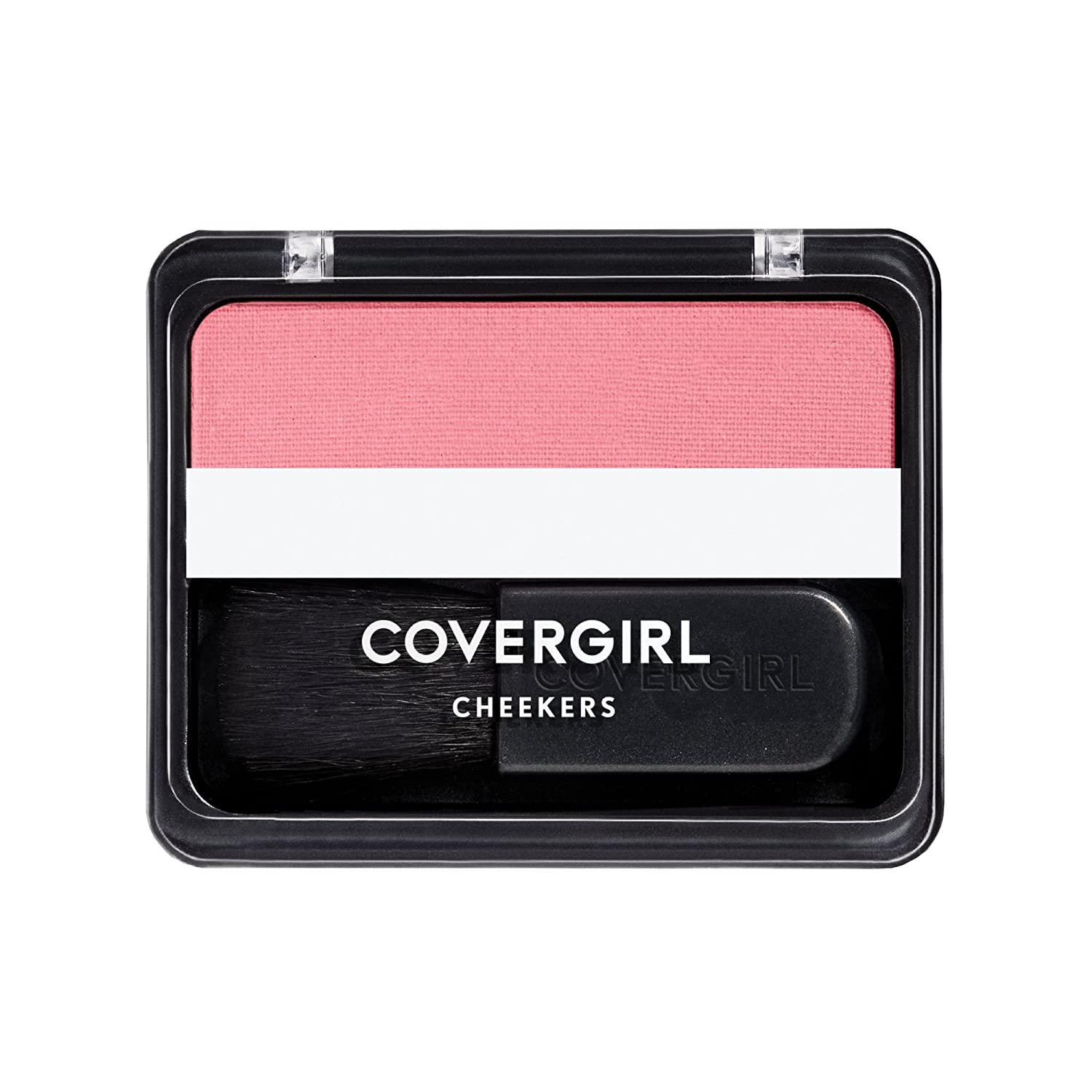COVERGIRL Cheekers Blendable Powder Blush Plumberry Glow, .12 oz (packaging may vary)