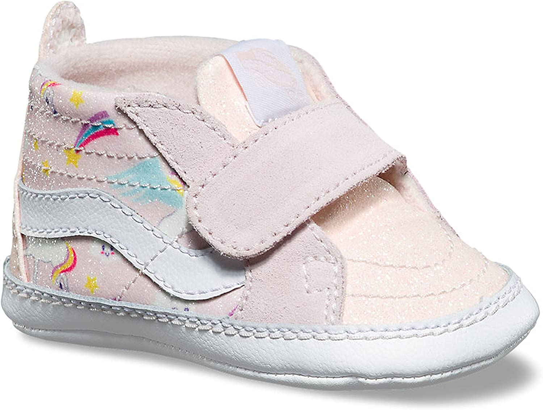 Vans Infant SK8-Hi Crib (Glitter