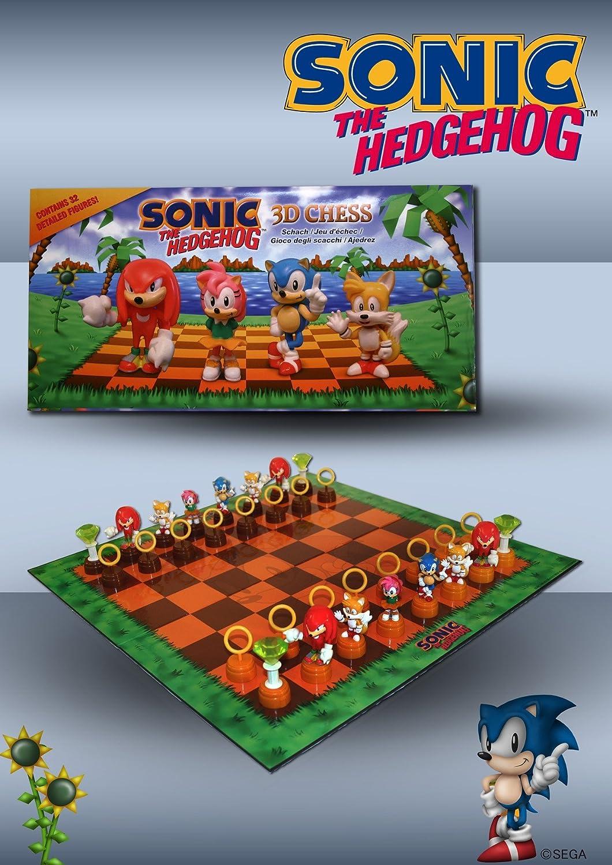 Sonic The Hedgehog - Ajedrez: Amazon.es: Juguetes y juegos