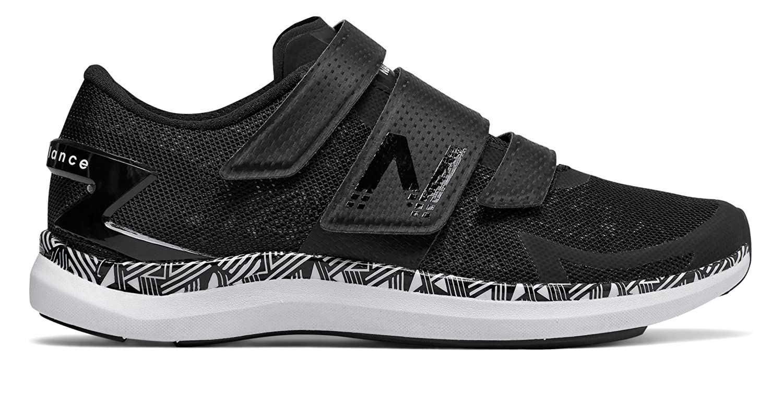 (ニューバランス) New Balance 靴シューズ レディーストレーニング NBCycle WX09 Black with White and Black Multi ブラック ホワイト ブラック US 7 (24cm)   B079KLXM24