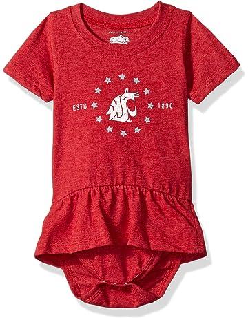 OuterStuff Chicago White Sox Infant Baby Toddler Girls Fringe Creeper Romper