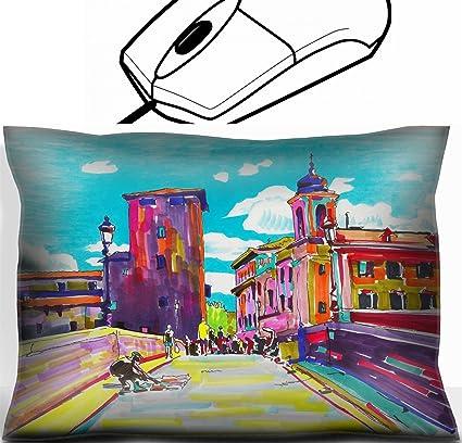 MSD Mouse Wrist Rest Office Decor Wrist Supporter Pillow design 33499812  llector original marker painting of 0824e8c005