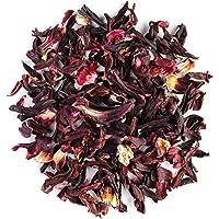Hibisco Orgánico Infusión Flores - Tarta Frutas Del Bosque - Hibiscus - Comúnmente Hibiscos 200g