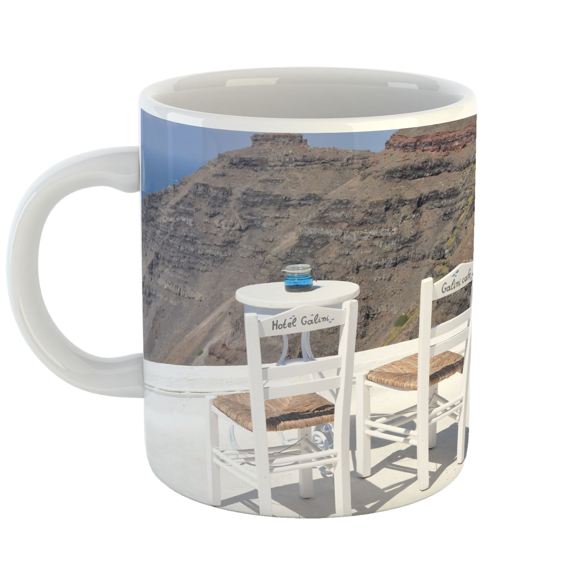 Westlake Art - Coast Hotel - 11oz Coffee Cup Mug - Modern Picture Photography Artwork Home Office Birthday Gift - 11 Ounce (43BF-BADAE)