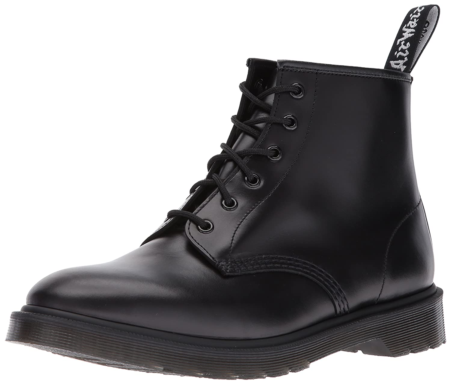 Dr.Martens Noir Mens Boots 101 6 B077PH87QH Eyelet Leather Boots Noir 771263a - digitalweb.space