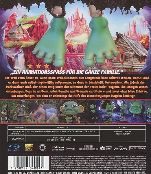 Trolland - Das Geheimnis liegt zu euren Füßen Francia Blu-ray ...