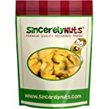 Sincerely Nuts Dried Guava Slices- 3 Lb. Bag- Premium Tropical Fruit Snacks- Healthy Nutrients- Sealed for Freshness- 100% Kosher Certified