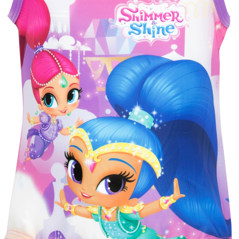 Amazon.com: Shimmer & Shine las niñas Shimmer y Shine traje ...