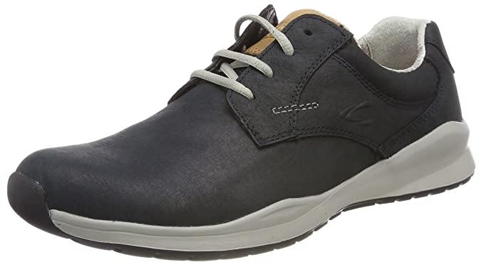 Mens Evolution 11 Low-Top Sneakers, Blue Camel Active