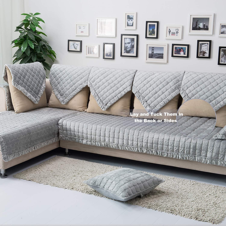 Amazon.com: OstepDecor protectores de muebles acolchados ...