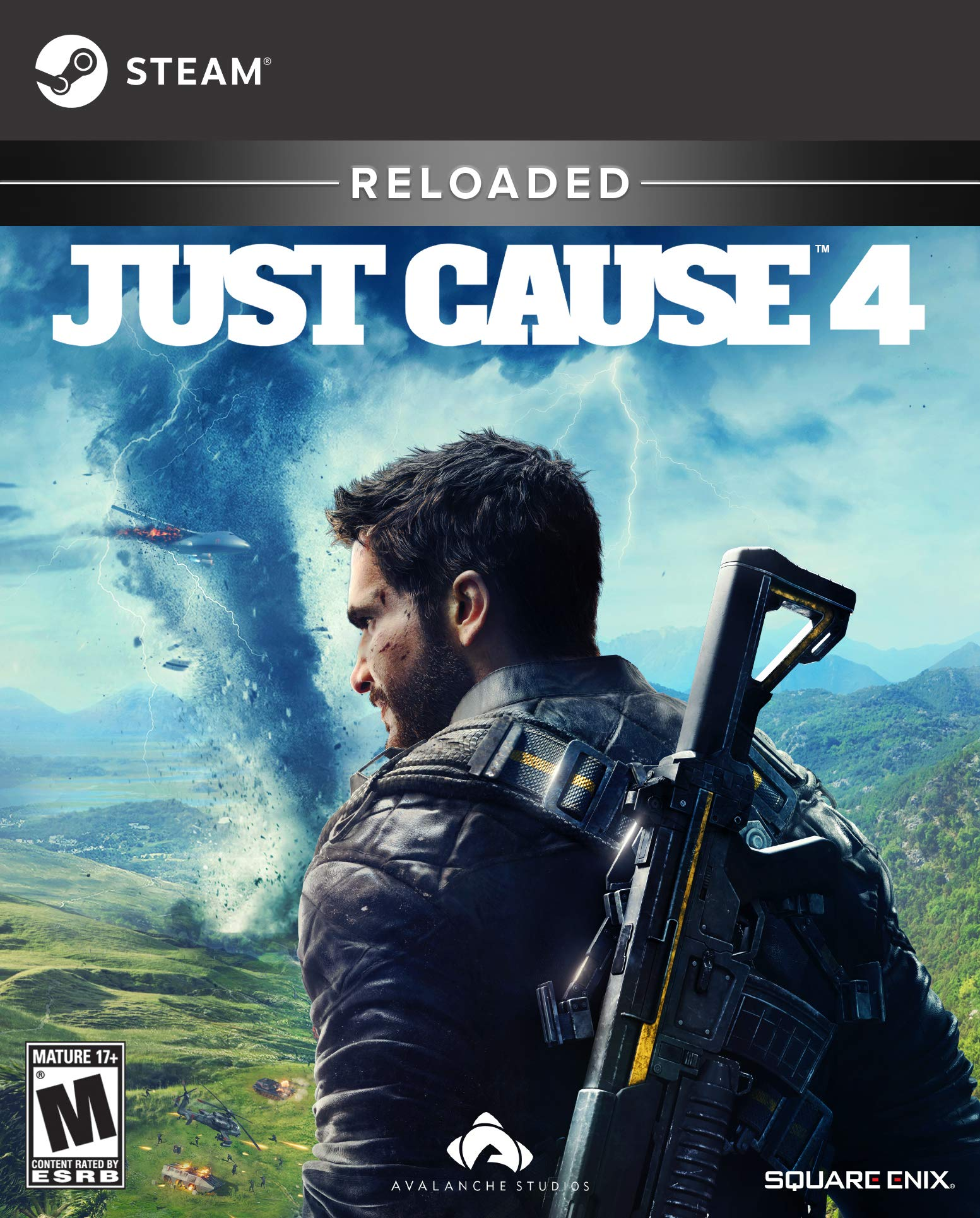 Just Cause 4: Reloaded - PC Steam [Online Game Code]