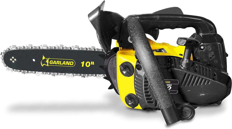Garland 40G-0102 Motosierra a gasolina, 800 W