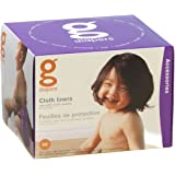Gdiapers Cloth Liners, 98 Count