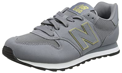 new balance grau gold damen