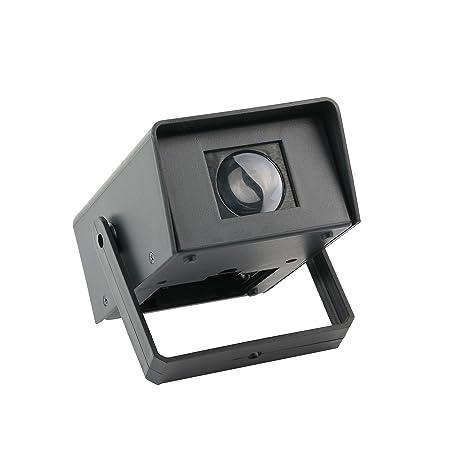 Party Time la9702 Mini proyector Disco LED, plástico, negro ...