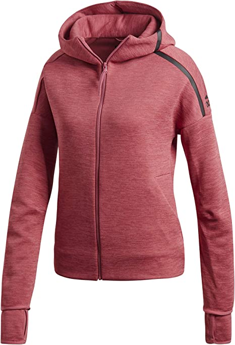 adidas Damen W Hd Fr Sweatshirt: : Bekleidung