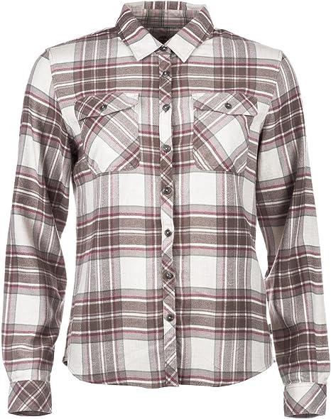 Timberland Para mujer Rodger isla camisa de franela en Multi Color Multi 34: Amazon.es: Ropa y accesorios