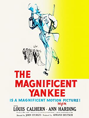 Watch The Magnificent Yankee | Prime Video