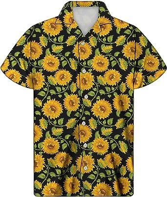 POLERO Funky - Camisas hawaianas para niños y hombres, de ...