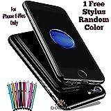 "DORRON Apple iPhone 6Plus / iPhone 6SPlus (5.5"") Jet Black - New Shining Ultra Thin Soft TPU Back Case Cover For Apple iPhone 6 Plus / iPhone 6S Plus (5.5"") - Jet Black (Z7-PGIM-QYZ6) (Z7-PGIM-QYZ6)"