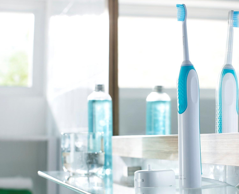 Philips Sonicare PowerUp HX3120/01 - Cepillo de dientes eléctrico ...